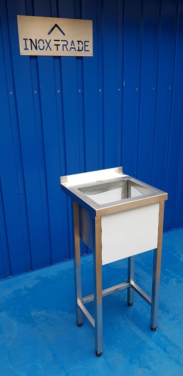 Ванна моечная 1-но секционная сварная 7002 - фотография №1
