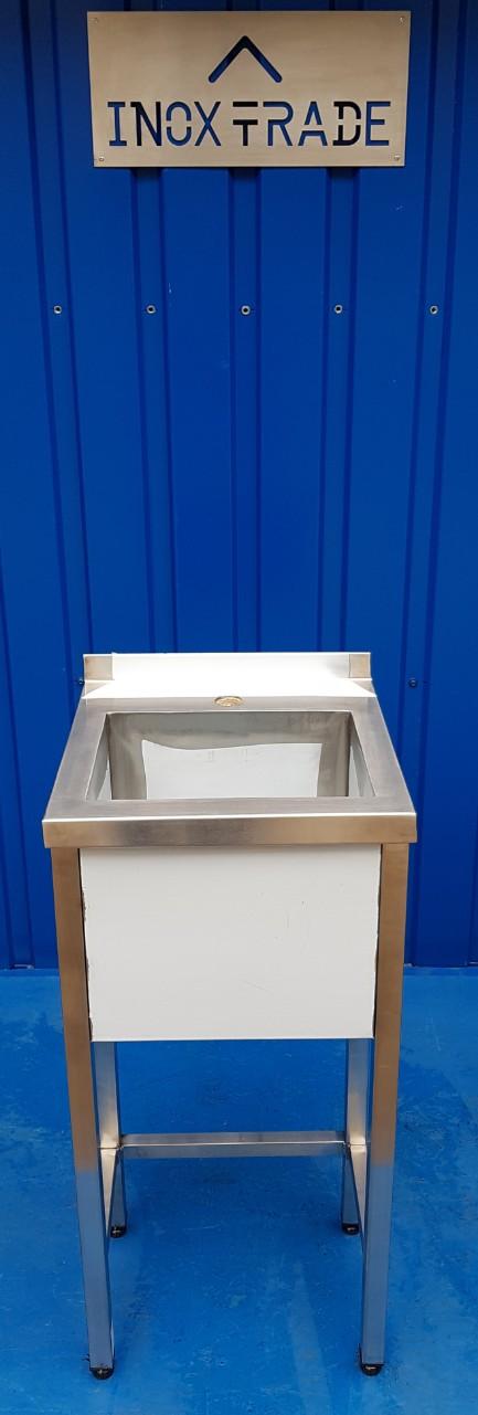 Ванна моечная 1-но секционная сварная 7002 - фотография №2