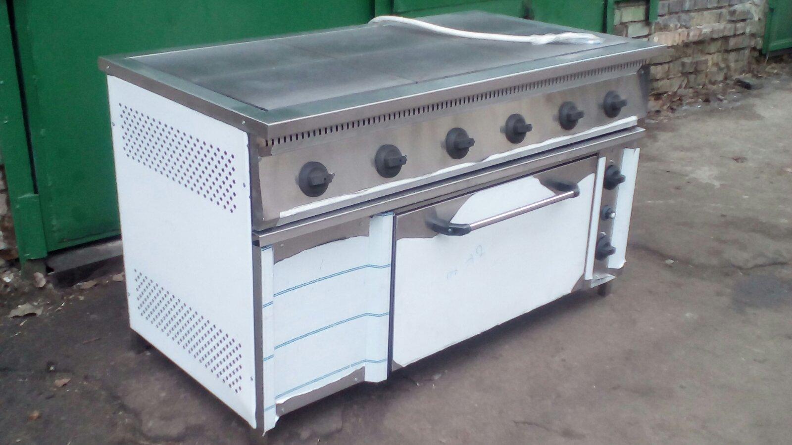 Плита промышленная электрическая 801 - фотография