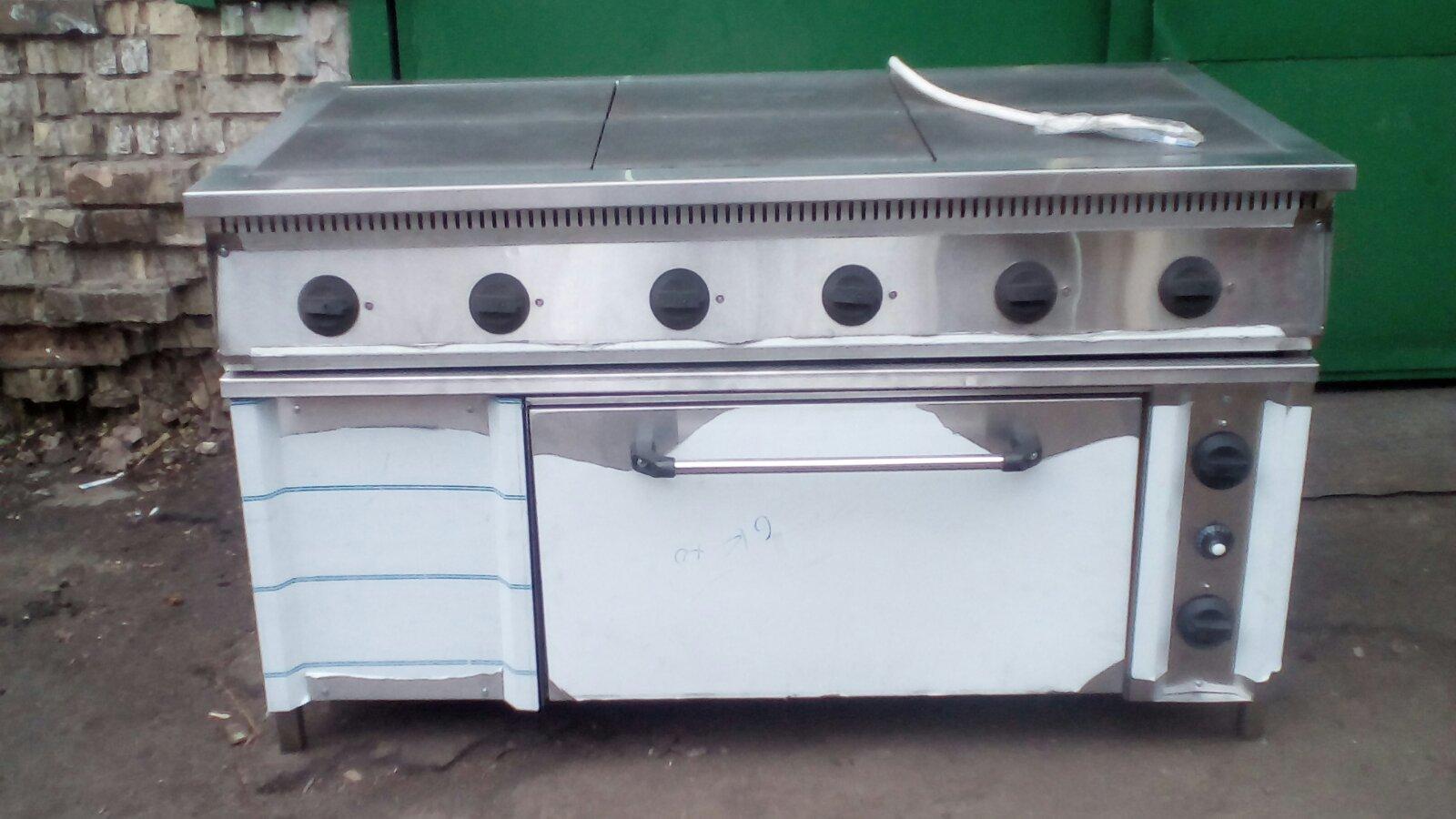 Плита промышленная электрическая 801 - фотография №13
