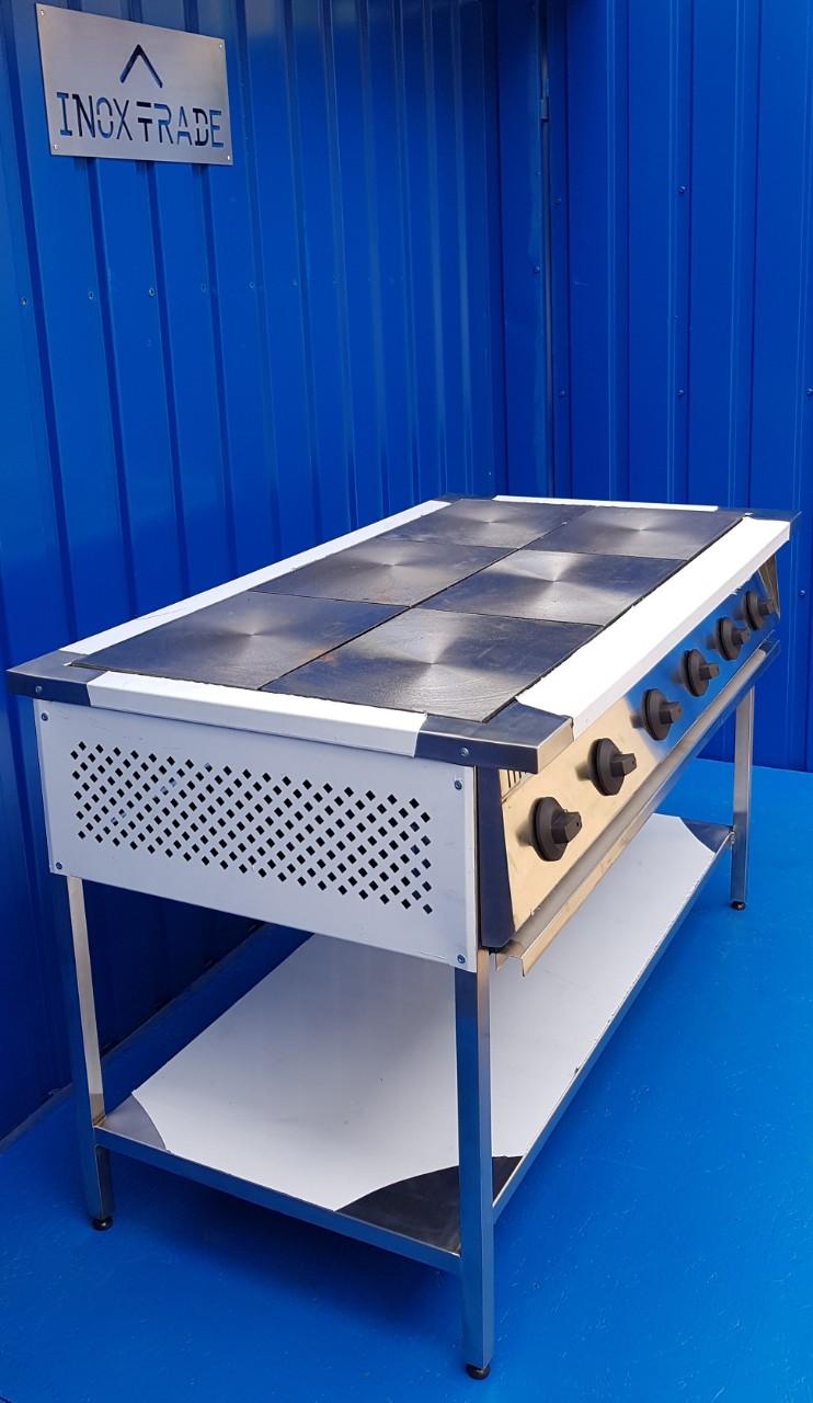 Плита промышленная электрическая 801 - фотография №2