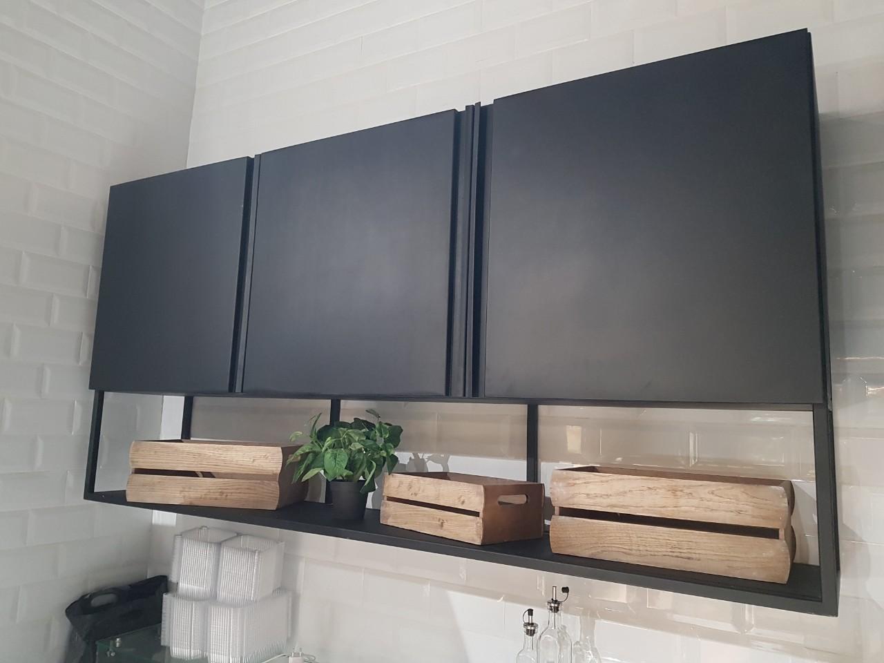 Шкаф производственный (600 x 300 x 600) - фотография