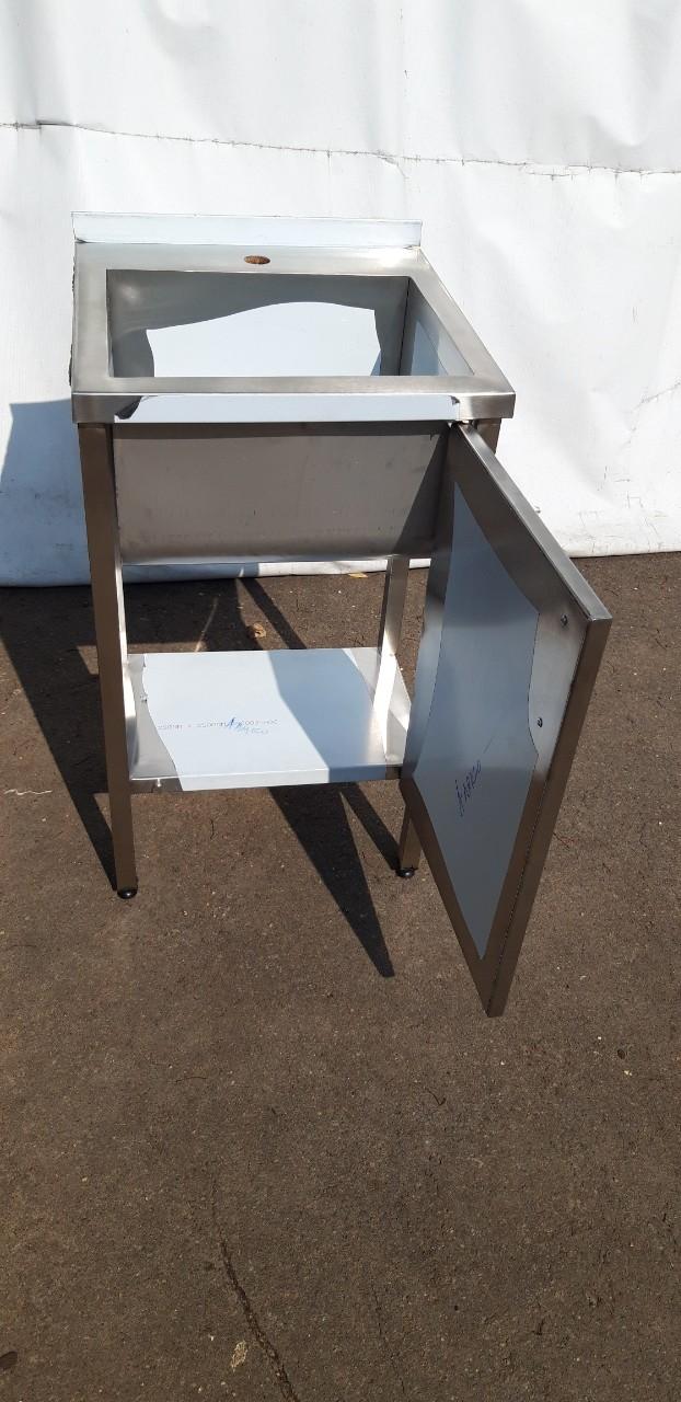 Стол производственный закрытый 1800мм x 600мм x 850мм - фотография №10