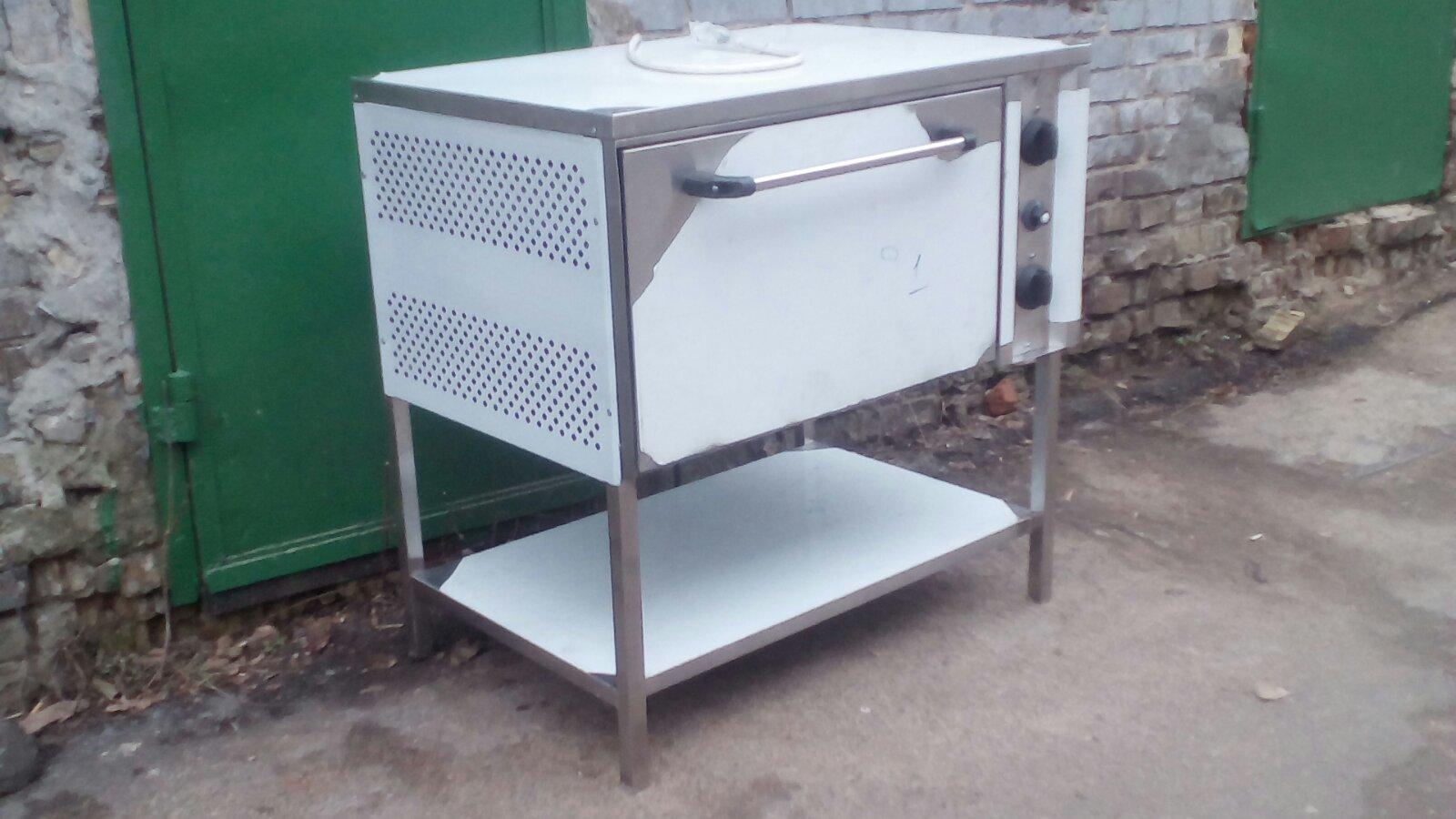 Жарочный шкаф односекционный - фотография